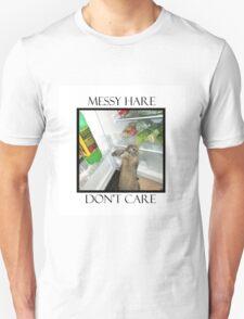 messy hare Unisex T-Shirt