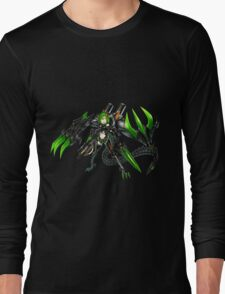 Meca monster by remi42 Long Sleeve T-Shirt