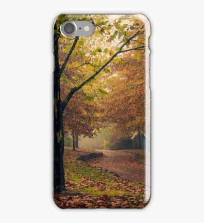 Autumn Fairytale iPhone Case/Skin