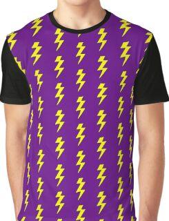 Lightning Bolt - Scott pilgrim vs The World Graphic T-Shirt