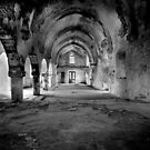 Derelict Cypriot Church. by Dave Hare