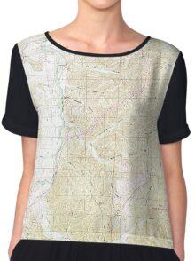 USGS TOPO Map Alabama AL Bishop 303259 1950 24000 Chiffon Top