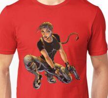 lara croft by remi42 Unisex T-Shirt
