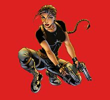 lara croft by remi42 Unisex T-Shirt