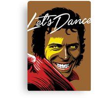 Let's Dance Canvas Print
