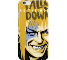 As the World Falls Down iPhone Case/Skin