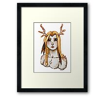 The Owling Framed Print