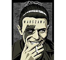Warszawa Photographic Print