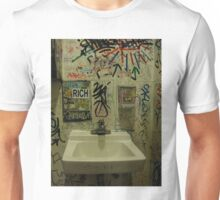 graff  toilet Unisex T-Shirt