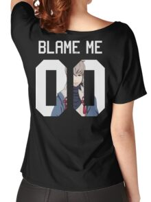 Fire Emblem Fates - Blame Takumi Women's Relaxed Fit T-Shirt