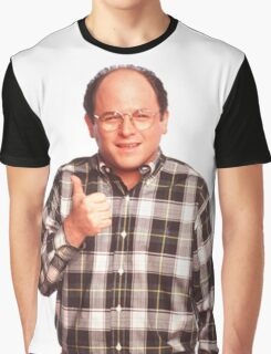 George Constanza  Graphic T-Shirt