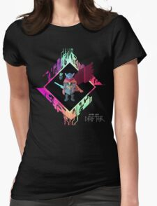 Hyper Light Drifter Womens Fitted T-Shirt