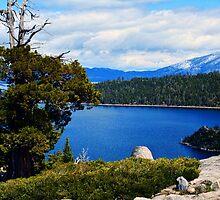 Emerald Bay California USA by Mike Pesseackey (crimsontideguy)