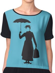 Mary poppins Chiffon Top