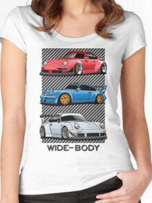 RWB Women's Fitted Scoop T-Shirt