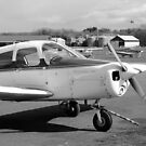 Aviation - Piper Pa-28-140 Cherokee by RedSteve