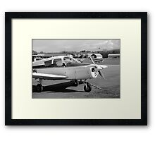 Aviation - Piper Pa-28-140 Cherokee Framed Print
