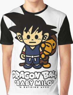 dragon ball z baby milo Graphic T-Shirt