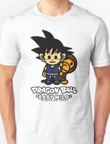 dragon ball z baby milo T-Shirt