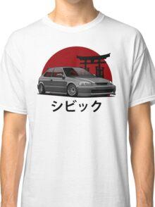 Civic EK (black) Classic T-Shirt