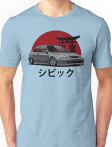 Civic EK (black) Unisex T-Shirt