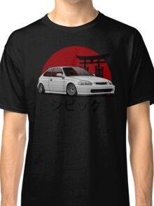 Civic EK (white) Classic T-Shirt