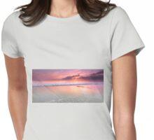 Woorim Sunrise - Bribie Island Qld Australia Womens Fitted T-Shirt