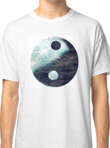 Sea Yin Yang Classic T-Shirt