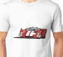 Lola T70 MKIII - Red Unisex T-Shirt