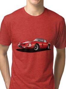 Ferrari 250 GTO Tri-blend T-Shirt