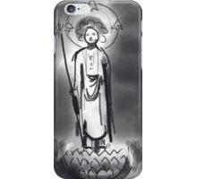 Jizo Bodhisattva iPhone Case/Skin