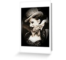 Rocky Horror Picture Show - Columbia Greeting Card
