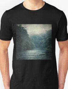 Valley and River T-Shirt