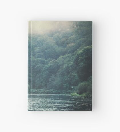 Valley and River Hardcover Journal