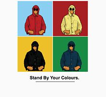 Stand By Your Colours Unisex T-Shirt