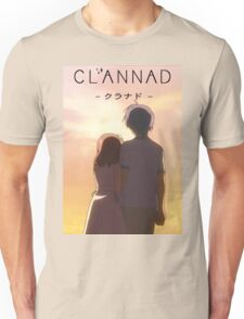 Nagisa Love Clannad After Story Unisex T-Shirt