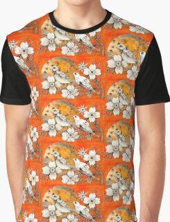 orange sundown Graphic T-Shirt