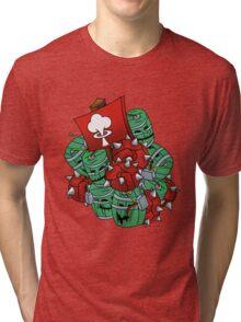 Techie's Boom Tri-blend T-Shirt