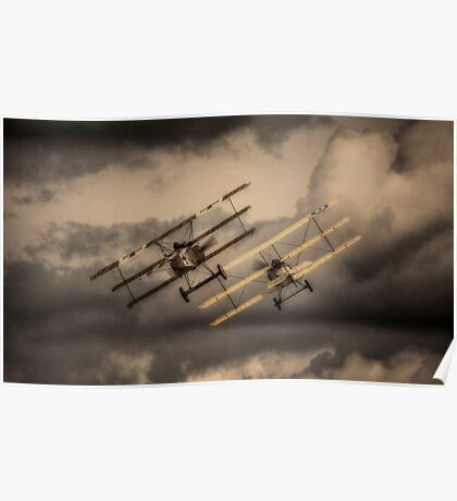 The Great War Display Team Poster