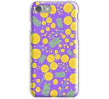 Australian Wattle iPhone Case/Skin