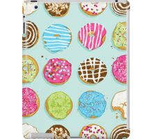Sweet donuts iPad Case/Skin