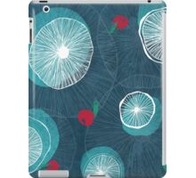 Mushrooms and berries iPad Case/Skin