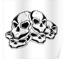 Bone Head  Poster