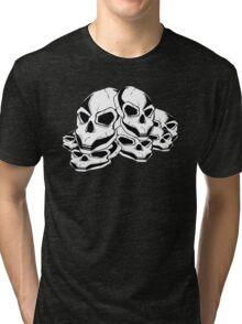 Bone Head  Tri-blend T-Shirt