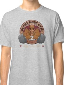 Beast Mode Gym (Non-Distressed) Classic T-Shirt