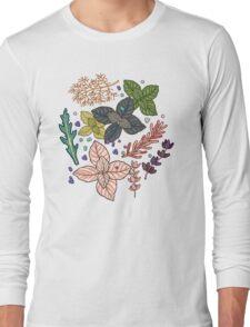 mysterious herbs Long Sleeve T-Shirt
