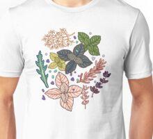 mysterious herbs Unisex T-Shirt
