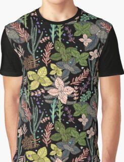 mysterious herbs Graphic T-Shirt