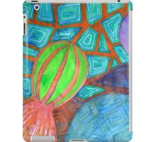 Still Life with Eggplant iPad Case/Skin