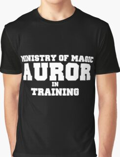 Auror in Training Graphic T-Shirt